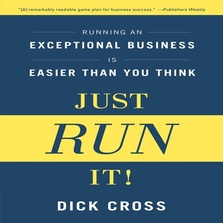 Just Run it! cover image