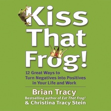 Kiss That Frog! cover image