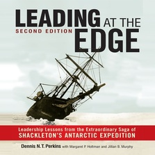 Leading at the Edge cover image
