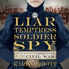 Liar, Temptress, Soldier, Spy cover image