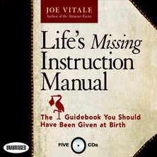 Life's Missing Instruction Manual cover image
