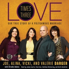 Love Times Three cover image