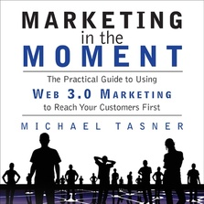 Marketing in the Moment cover image