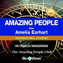 Meet Amelia Earhart cover image