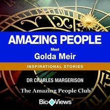 Meet Golda Meir cover image