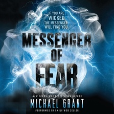 Messenger of Fear cover image