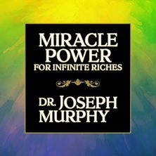 Miracle Power for Infinate Riches cover image