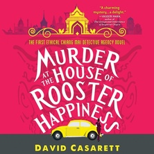 Murder at the House of Rooster Happiness cover image