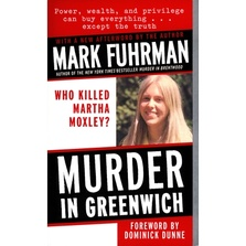 Murder in Greenwich cover image