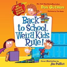 My Weird School Special: Back to School, Weird Kids Rule! cover image