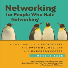 Networking for People Who Hate Networking cover image