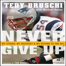 Never Give Up cover image