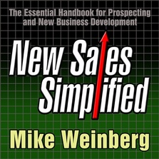 New Sales. Simplified cover image