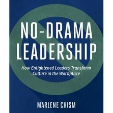 No-Drama Leadership cover image