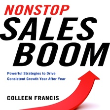 Nonstop Sales Boom cover image
