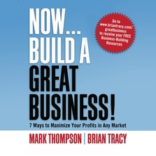 Now, Build a Great Business cover image