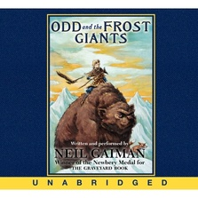 Odd and the Frost Giants cover image