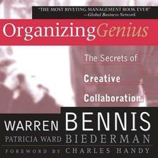 Organizing Genius cover image