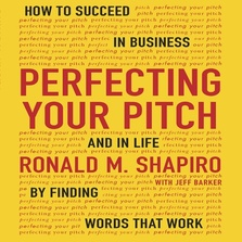 Perfecting Your Pitch cover image