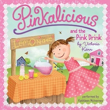 Pinkalicious and the Pink Drink cover image