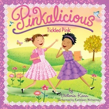 Pinkalicious: Tickled Pink cover image
