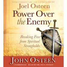 Power over the Enemy cover image