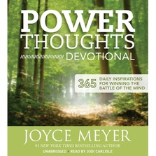 Power Thoughts Devotional cover image