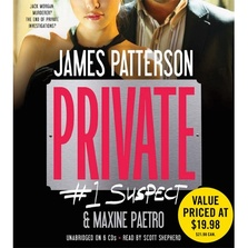Private:  #1 Suspect cover image