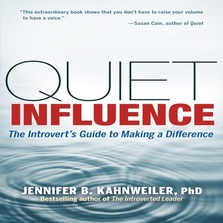 Quiet Influence cover image