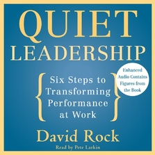 Quiet Leadership cover image