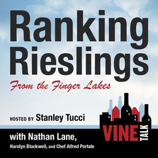 Ranking Rieslings from the Finger Lakes cover image