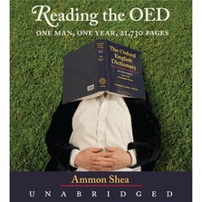 Reading the OED cover image
