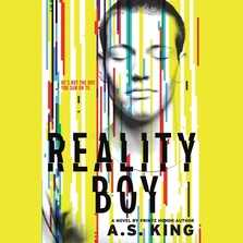 Reality Boy cover image