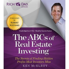 Rich Dad Advisors: ABCs of Real Estate Investing cover image