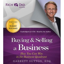 Rich Dad Advisors: Buying and Selling a Business cover image