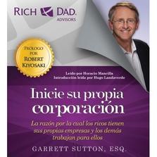 Rich Dad Advisors: Inicie su propia corporación cover image