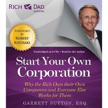 Rich Dad Advisors: Start Your Own Corporation cover image