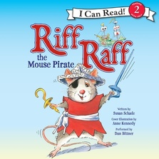 Riff Raff the Mouse Pirate cover image