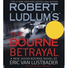 Robert Ludlum's (TM) The Bourne Betrayal cover image