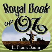 Royal Book of Oz cover image
