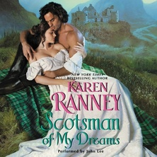 Scotsman of My Dreams cover image