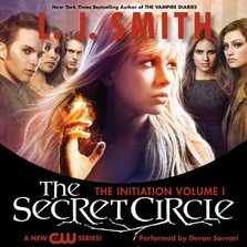 Secret Circle Vol I: The Initiation cover image