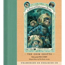 Series of Unfortunate Events #11: The Grim Grotto cover image