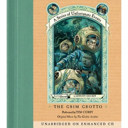 Series of Unfortunate Events #11: The Grim Grotto