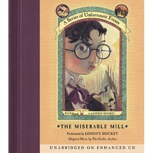 Series of Unfortunate Events #4: The Miserable Mill cover image