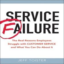 Service Failure cover image
