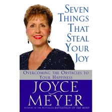 Seven Things That Steal Your Joy cover image