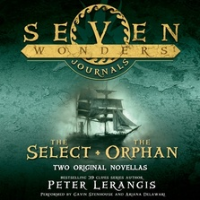 Seven Wonders Journals: The Select and The Orphan cover image