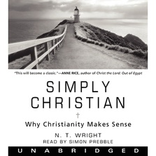 Simply Christian cover image