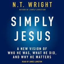 Simply Jesus cover image